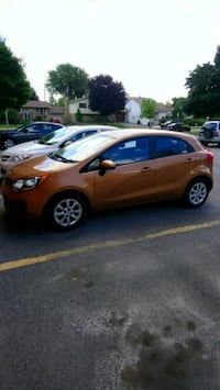 brown 5-door hatchback Repentigny, J5Y 1T1
