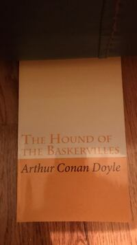 The Hound of the Baskervilles by Arthur Conan Doyle Cold Spring Harbor, 11724