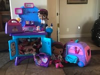 Doc McStuffins Toy Bundle  Washington, 84780