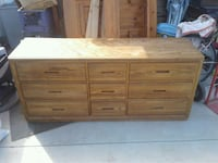 9 drawer dresser Los Angeles