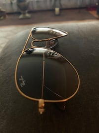 gold Ray Bans Chicago, 60634