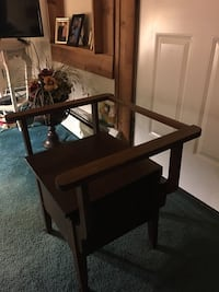 Antique commode solid wood very unique...looking for that special buyer Pitman, 08071