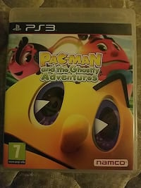 Pac-Man Sony PS3 game case Fort Atkinson, 53538