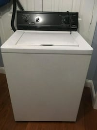 white front-load clothes washer Fairfax, 22033