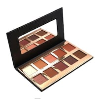 Crown Eyeshadow Palette
