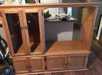 Entertainment center NEED GONE! $45