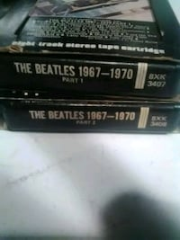 Beatles 8 tracks Conestoga, 17516