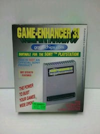 Game Enhancer 3 For PlayStation 1 PS1 Cheats Allentown, 18109