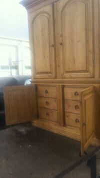 Wormwood Armoire large