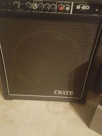 black and gray Crate guitar amplifier Deptford Township, 08096