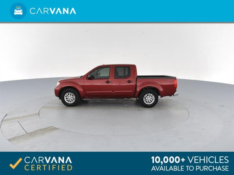 2015 Nissan Frontier Crew Cab pickup SV Pickup 4D 5 ft Red <br 8ea6dbc2-4046-4f96-8677-dc85ccaae284