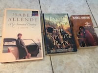 Lot of Isabel Allende Books Fort Myers, 33901