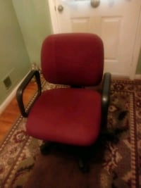 Desk chair Message for availability. Purcellville
