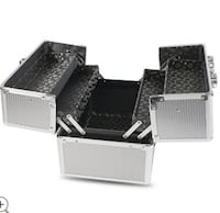 Caboodles Goddess Professional Four-Tray Cosmetic Train Case ROCKVILLE