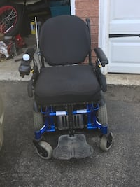 Quickie xperience power wheelchair Bradford, L3Z 2Y9