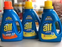 All Detergent $2 EACH  Corona, 92879