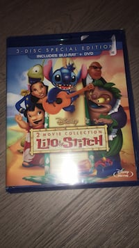 Lilo & Stitch (2 movie collection - NEVER OPENED).