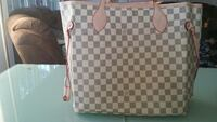 MM Neverfull Louis Vuitton leather tote bag Centreville, 20121
