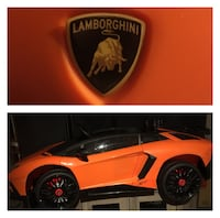 ⭐NEW 12v kids ride on Lamborghini w/parental remote Etna, 43062