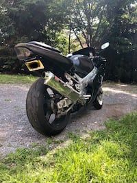 2001 gsxr 600 price is negotiable good bike only 14500k will trade for a quad if trade is worth it lmk Randolph, 07869
