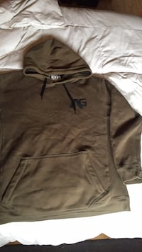 Analog tech fashion size M waterproof hoody  Kelowna, V1Y 2X1