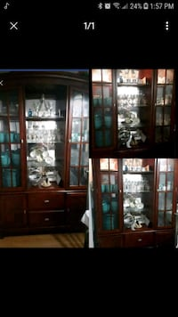 Glass displays cabinets Brampton, L6T 1V3