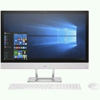 Hp pavilion all in one touch screen pc 23.8 inch  East Los Angeles, 90022