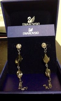 Swarovski Earrings Toronto, M5H