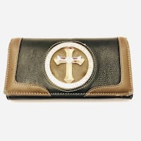 New Women's Wallets with Cross NEW New Orleans, 70126