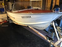 StarCraft 15' with 50hp Merc & trailer TORONTO