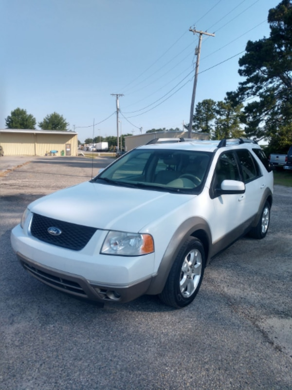 Myrtle Beach Ford >> 2007 Ford Freestyle Sel