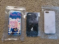 iPhone7 case $10/each or $20/all Richardson, S0G 4G0