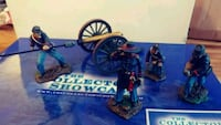 The Collectors Showcase Union Artillery Set  Alexandria, 22304