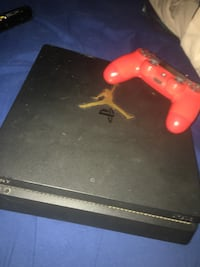 PlayStation 4 with ps4 controller New York, 10459