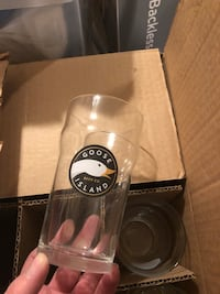 Pint glasses - Goose Island Baltimore, 21230