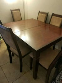 Dining room table and chairs Phoenix, 85020