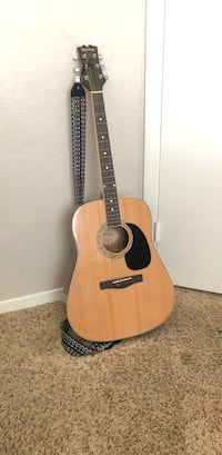 Really good condition Mitchell guitar I can deliver for 90$ Denver, 80247