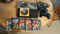 Sony PS3 and 9 games and two controllers Springfield, 65803