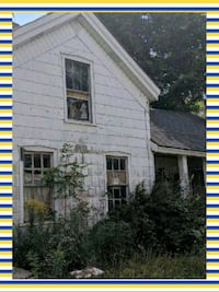 1 fam home handy man special gergetown nys