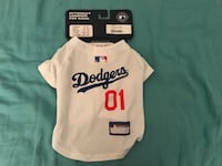 DODGERS PET JERSEY SIZE SMALL / BRAND NEW Ontario, 91761