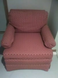 New Red sofa chair
