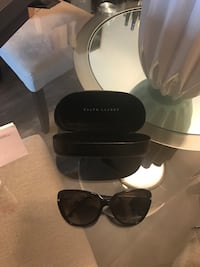 black Ralph Lauren sunglasses with clamp shell Minot AFB, 58704