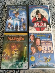 DVD Movies for Children