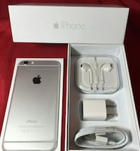 iPhone 6 (Factory Unlocked) - Comes w/ Box & Accessories + 1 Month War