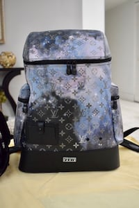 Louis Vuitton Galaxy Alpha Backpack and Keepall