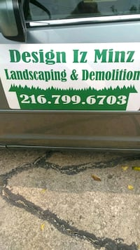 FREE QUOTE FOR. LANDSCAPING & DEMOLITION Shaker Heights