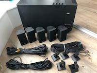 Bose Acoustimass 15 Home Theatre Surround System Toronto, M5V 3A7