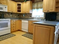 Kingswood Solid Maple kitchen cabinets-pristine co Middletown, 07748