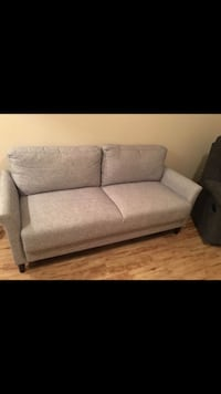 Light gray couch