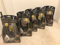 Star Trek warp collection $15ea/$50 for all  Hamilton, L8J 0H8